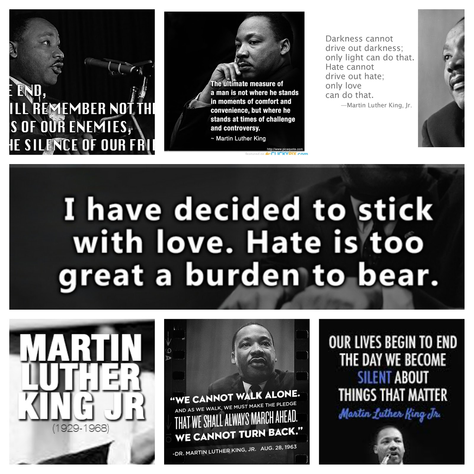 the life of martin luther king jr Martin luther king jr  martin luther king dedicated his life to love and to justice  for his fellow human beings, and he died because of that effort in this difficult.