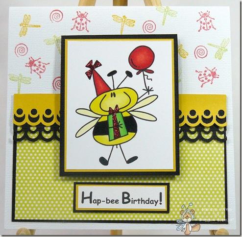 Bees Birthday
