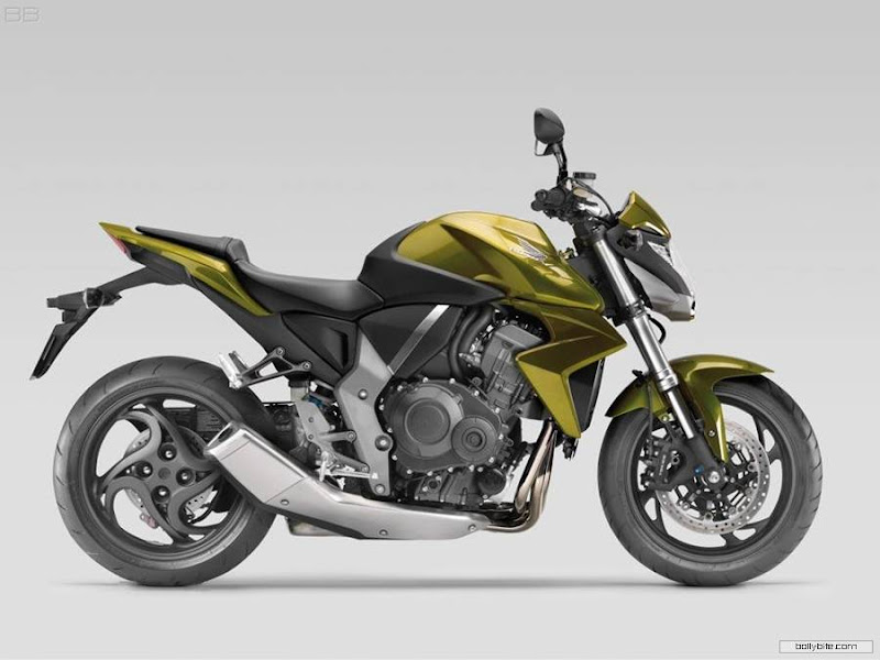 Honda CB1000R | Bike Walls: Stunning Performance Naked style, breathtaking acceleration, light, responsive handling and invigorating thrills at every twist of its throttle