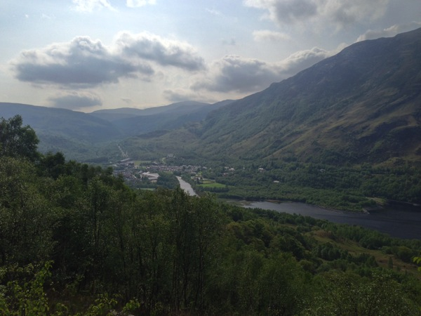 Above Loch Leven.JPG