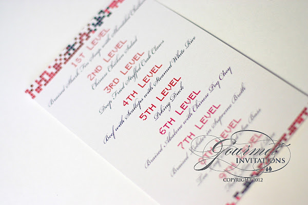 Vans 8 bit theme wedding reception gourmet invitations img5249wtmkg img5248wtmkg stopboris Image collections