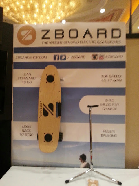 If The Best Thing At CES Was An Electronic Skateboard, Is Innovation In Consumer Electronics Dead?