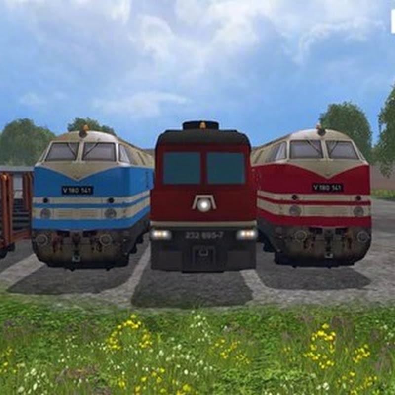 Farming simulator 2015 - Lok Set v 1.0