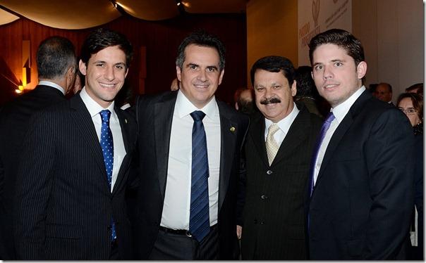 Rafael, Ciro Nogueira, Ricardo Motta