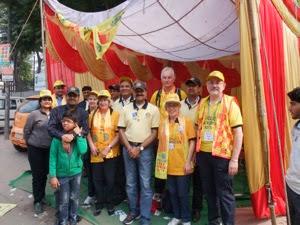 Delhi Camp Team