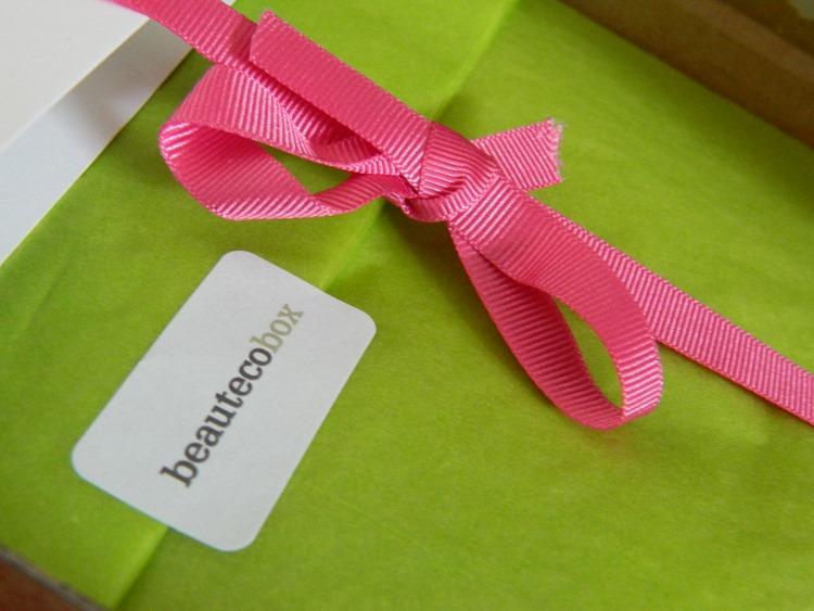 beautecobox inside packaging