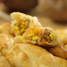 Chicken and Corn Empanadas