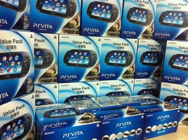 PlayStation Vita mula dijual di Malaysia