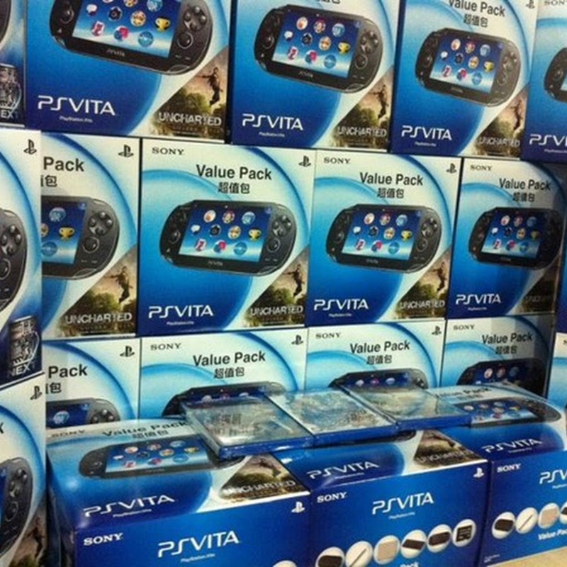 PlayStation Vita mula dijual di Malaysia