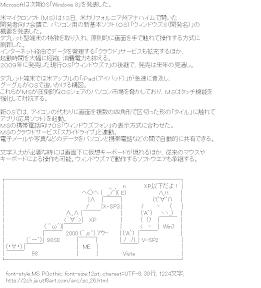 [AA]ウィンドウズ8