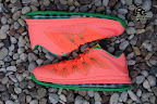 nike lebron 10 low gr watermelon 6 10 Release Reminder: Nike LeBron X Bright Mango aka Watermelon