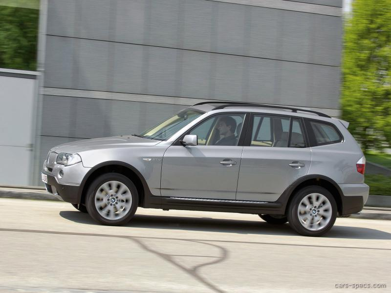 2010 bmw x3 suv specifications pictures prices. Black Bedroom Furniture Sets. Home Design Ideas