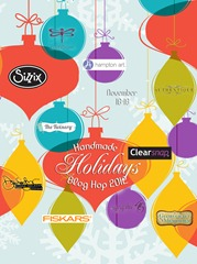 Handmade Holidays Blog Hop 2012 - FINAL