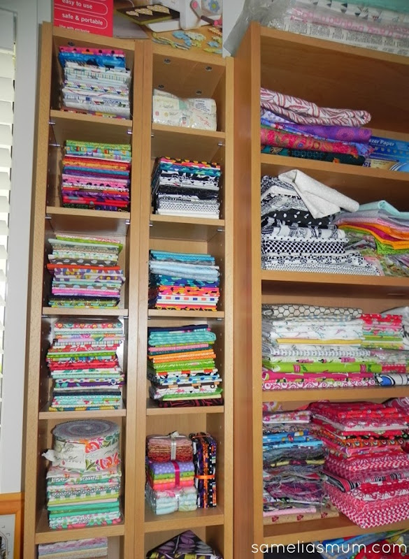 Samelia's Mum  My Sewing Room BENNO