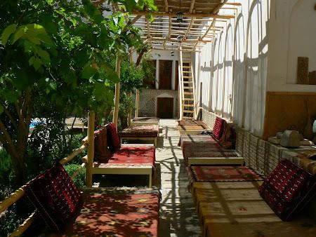 Kashan hotel