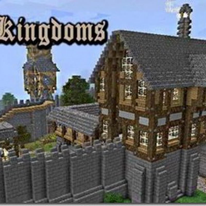 Minecraft 1.2.4 - Tale of Kingdoms Mod
