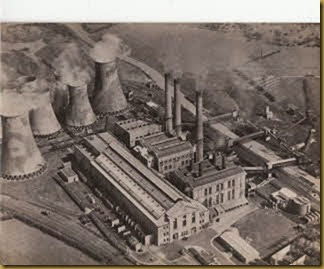 Longford Power Station 1950's