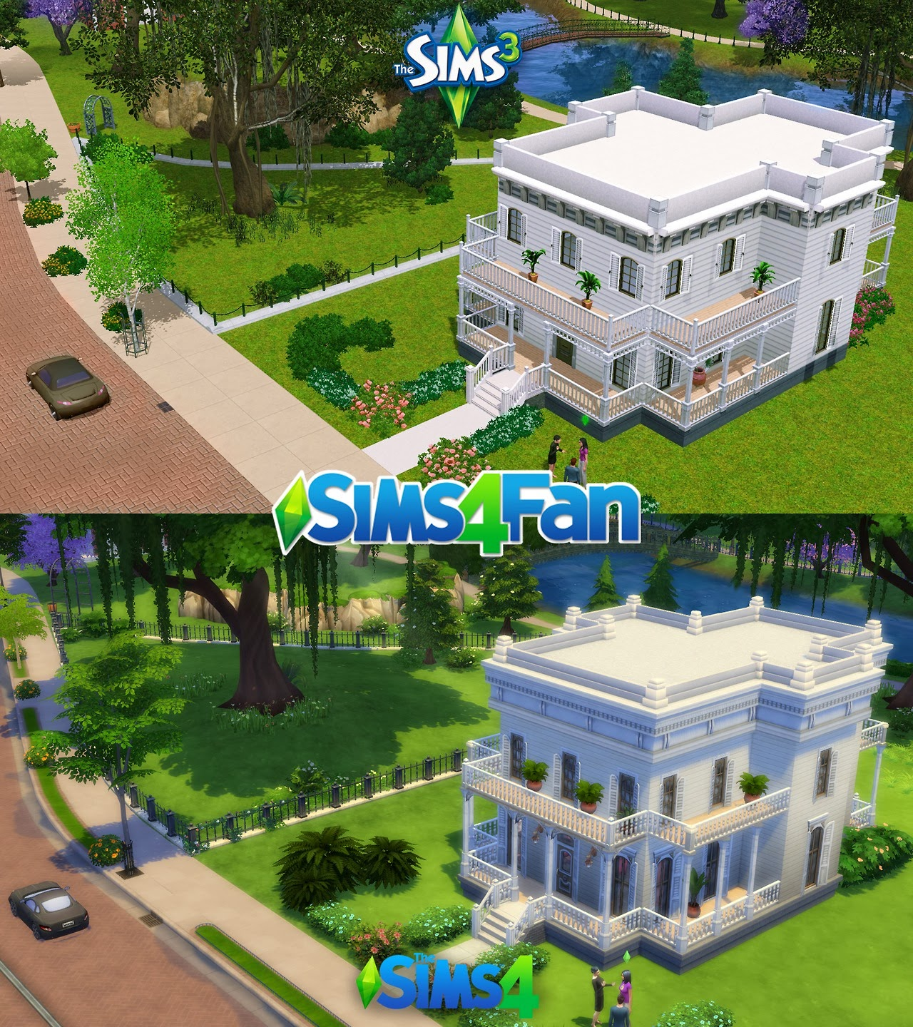 how to download sims 4 from website
