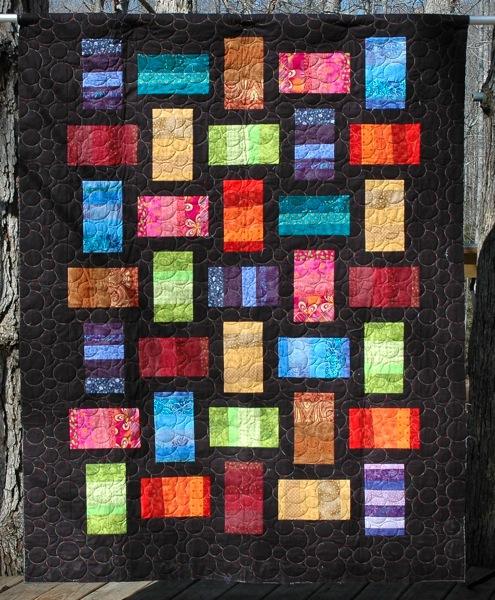 Color Block Brilliance