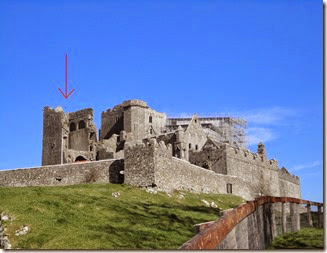 12.Roca de Cashel. Tower House