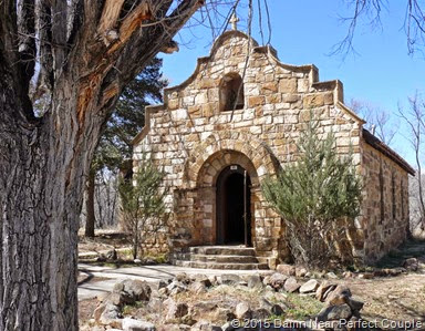 Fort Stanton Chapel