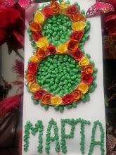Весенний детский праздник, посвящённый мамам и бабушкам (март 2014)