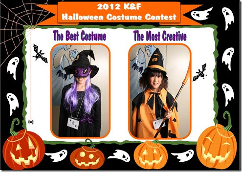 2012 Halloween Contest -  Fri - 2