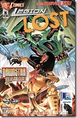 P00005 - Legion Lost #5 - Under Pr