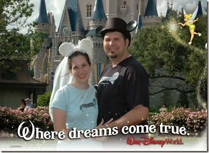 Disney World honeymoon (5)