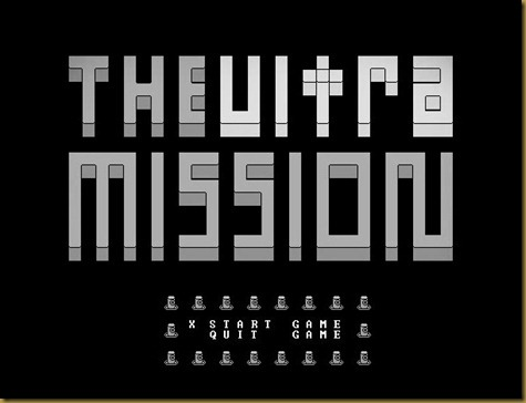 The Ultra Mission タイトル