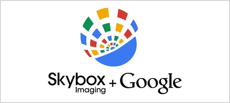 Skybox Imaging e Google