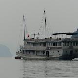 Vores hyggelige båd til 17 personer, Marguerite.