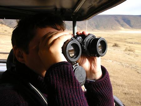 Safari travel: Ngorongoro