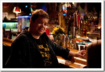 Patton Oswalt plays Matt Freehauf in YOUNG ADULT, from Paramount Pictures and Mandate Pictures.
