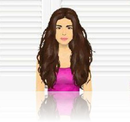 Silvia autoretrato