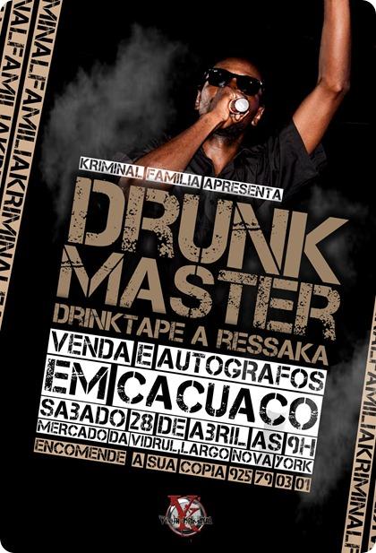 Drunk Master Em Cacuaco