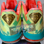 nike lebron 9 low pe lebronold palmer 3 02 Nike LeBron 9 Low LeBronold Palmer Alternate   Inverted Sample