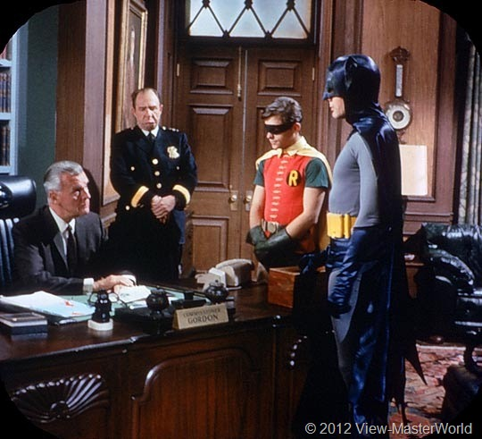 View-Master packet Batman (B492), scene 1