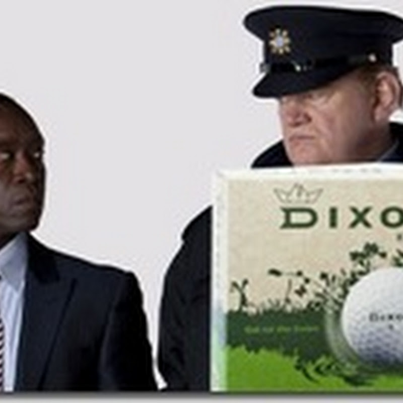 Dixon Golf Balls Quiz Winner
