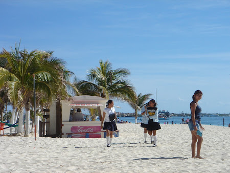 Beaches of Mexico: Isla Mujeres