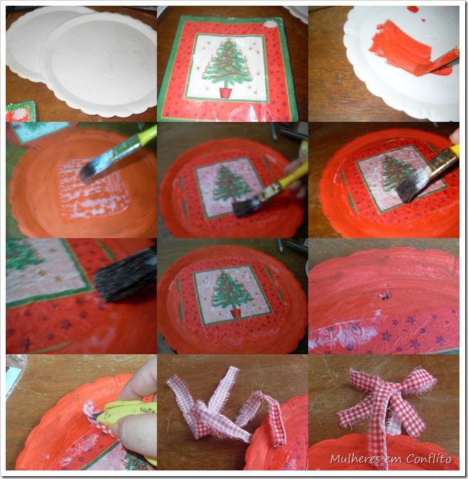 PAP bandejinhas de Natal
