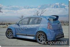 Dacia Sandero 2013 tuning 08