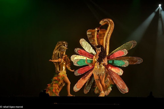 La Disfressa d'Or, concurs a la millor disfressa de les colles que participen al Carnaval.Caranaval de TarragonaTarragona, Tarragones, Tarragona