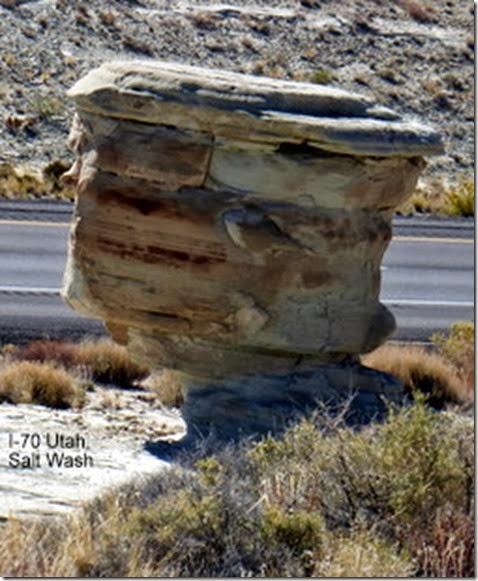 I-70 Utah, Salt Wash