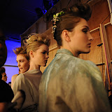 nyc fashion week: out, about and backstage