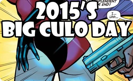 big culo day