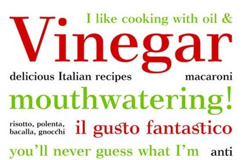 Fuente Vinegar