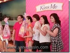 Kosmetik Kiss Me 134
