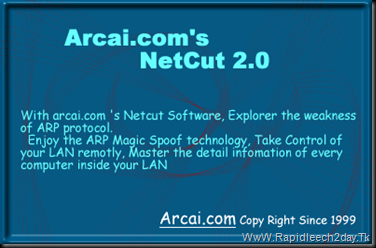 about netcut 2.1.1 Full