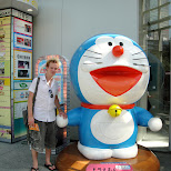 doremon in Tokyo, Tokyo, Japan